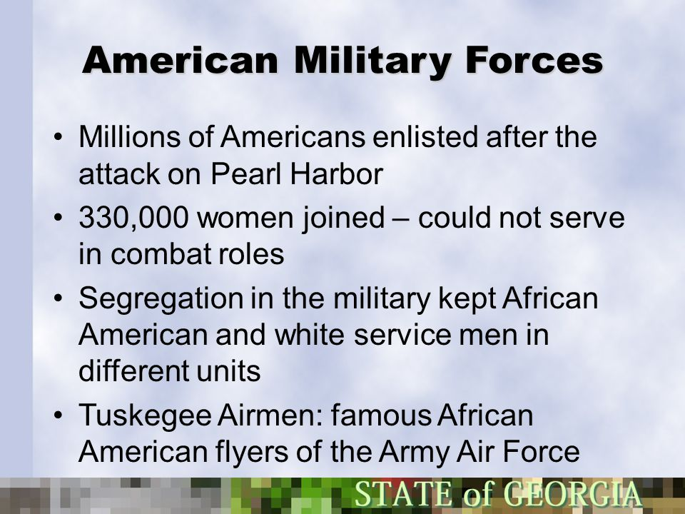 American Military Forces