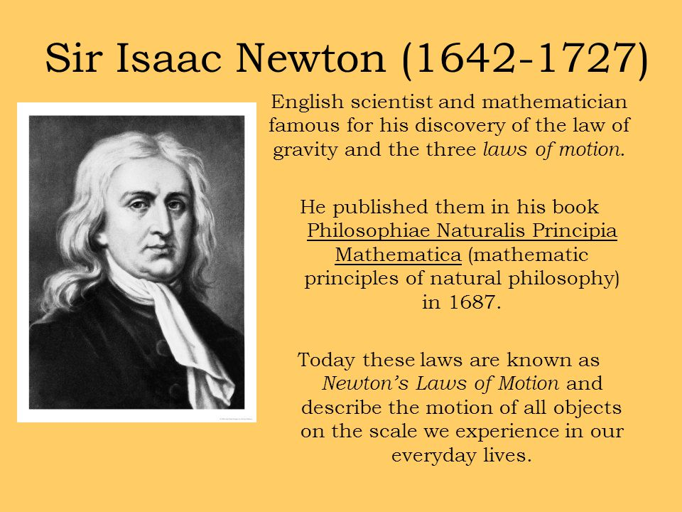 sir isaac newton essay example