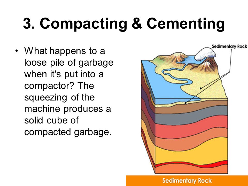 3. Compacting & Cementing