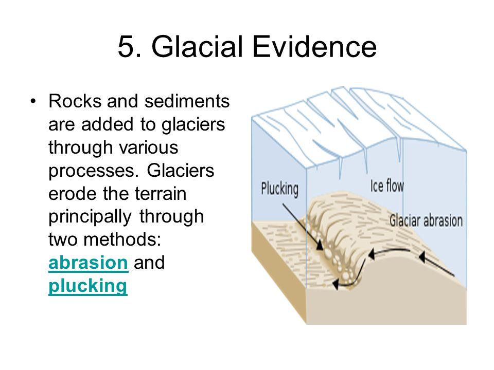 5. Glacial Evidence