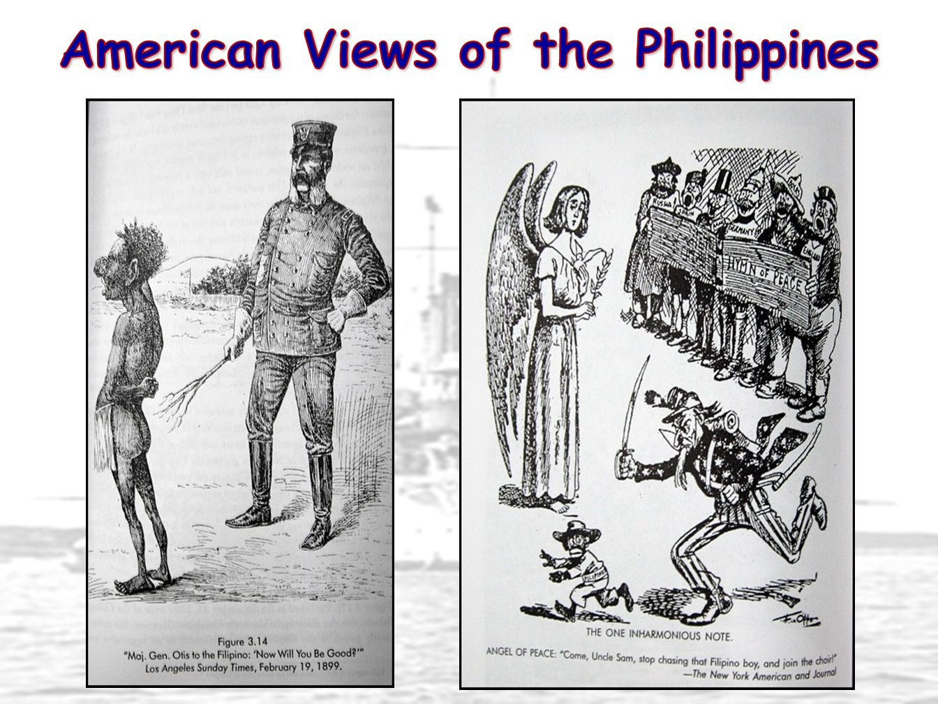 American Views of the Philippines