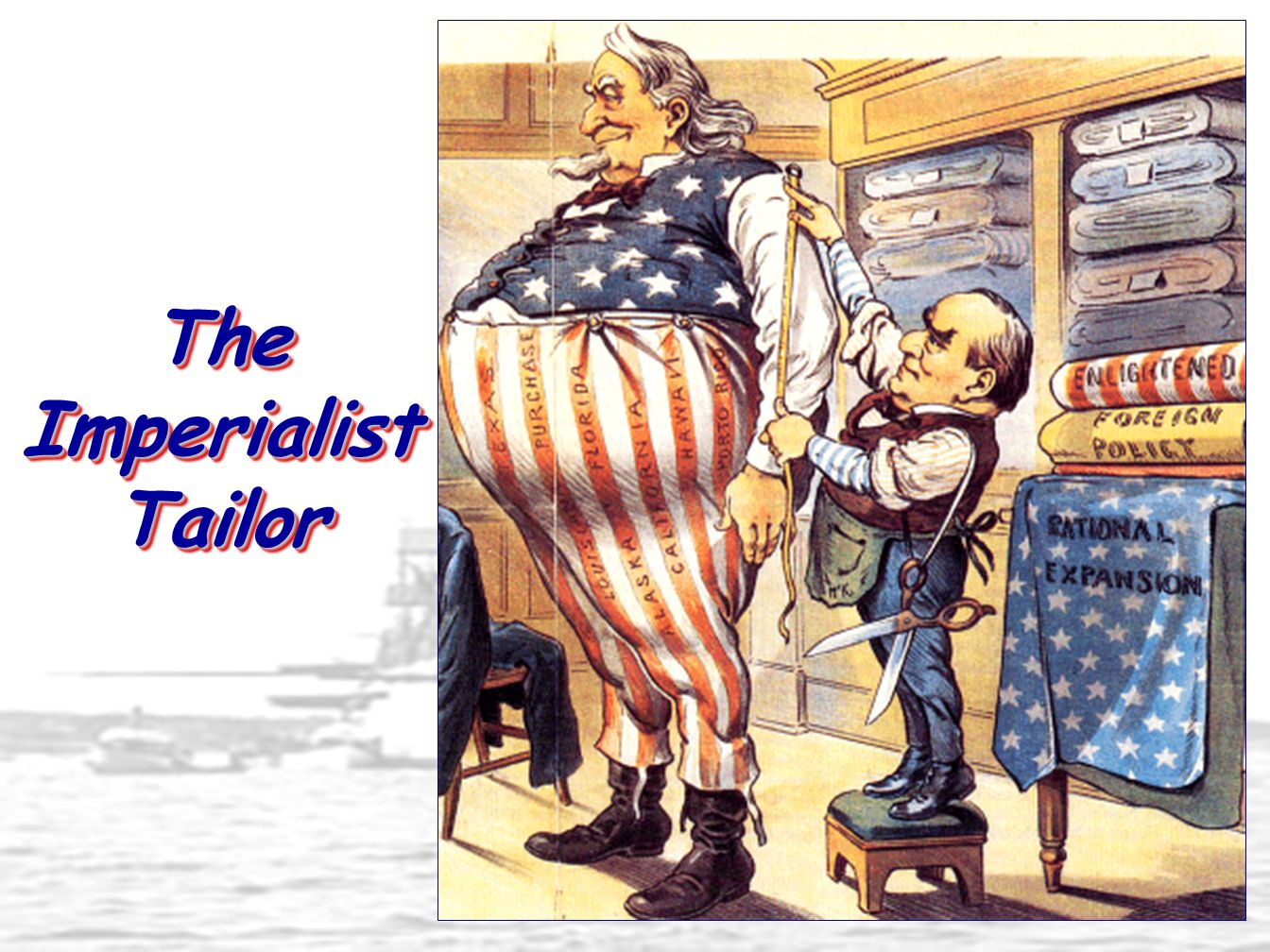 The Imperialist Tailor