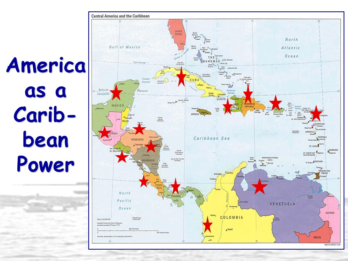 America as a Carib-bean Power