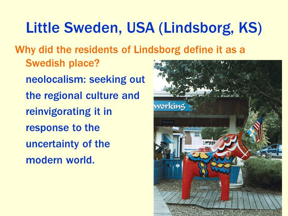 Little Sweden, USA (Lindsborg, KS)