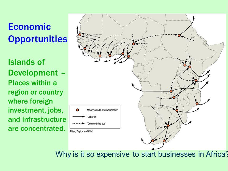 Economic Opportunities