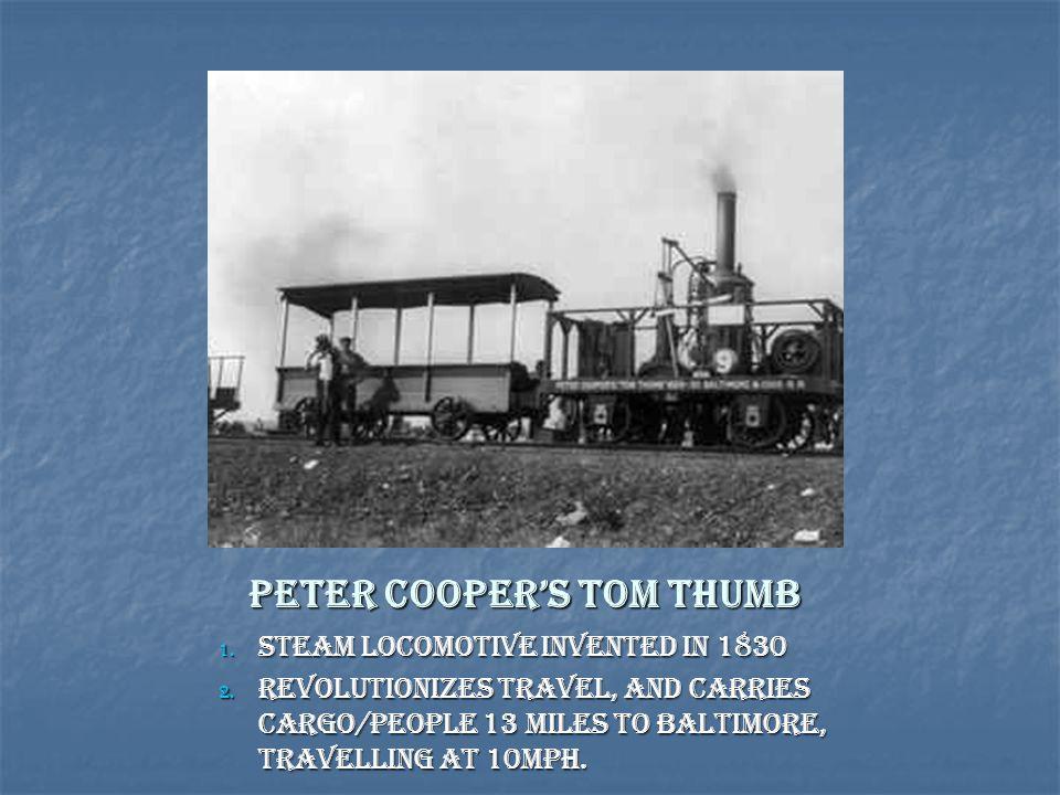 Peter Cooper's Tom Thumb