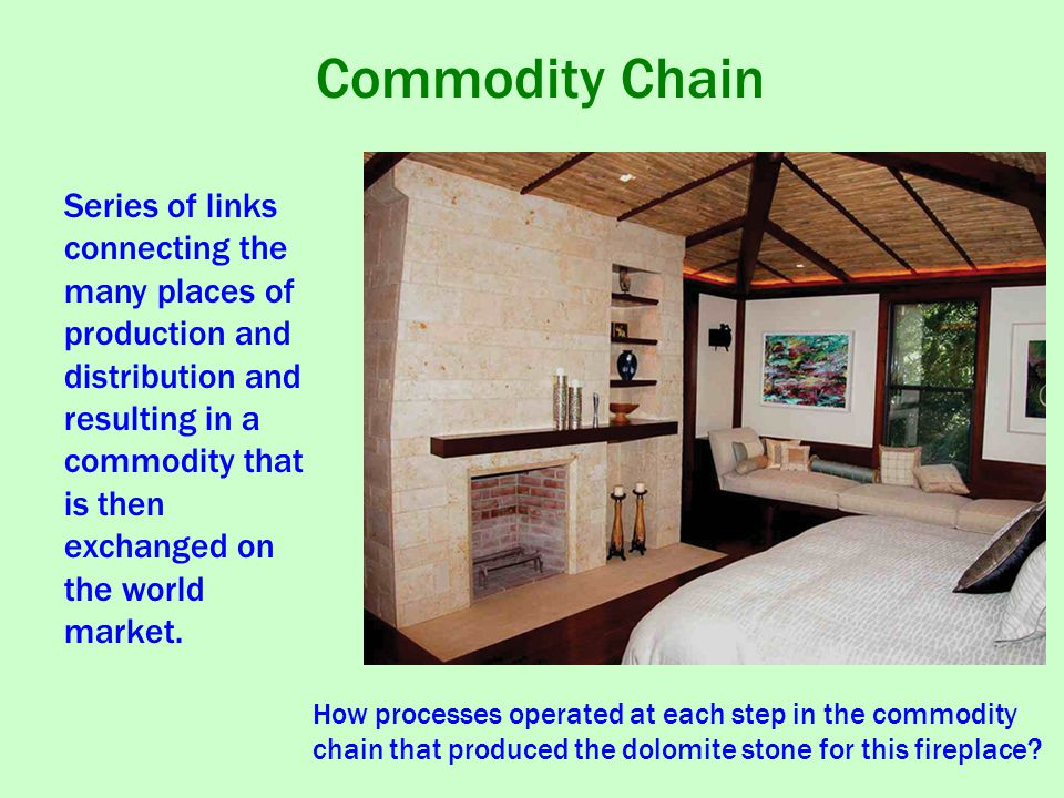 Commodity Chain