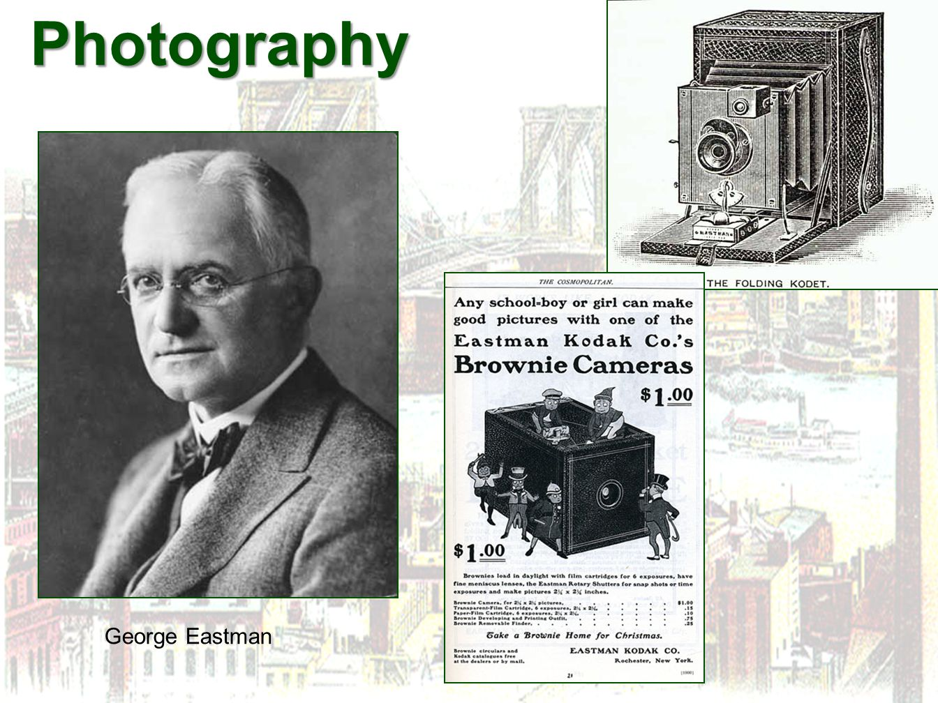 Photography George Eastman
