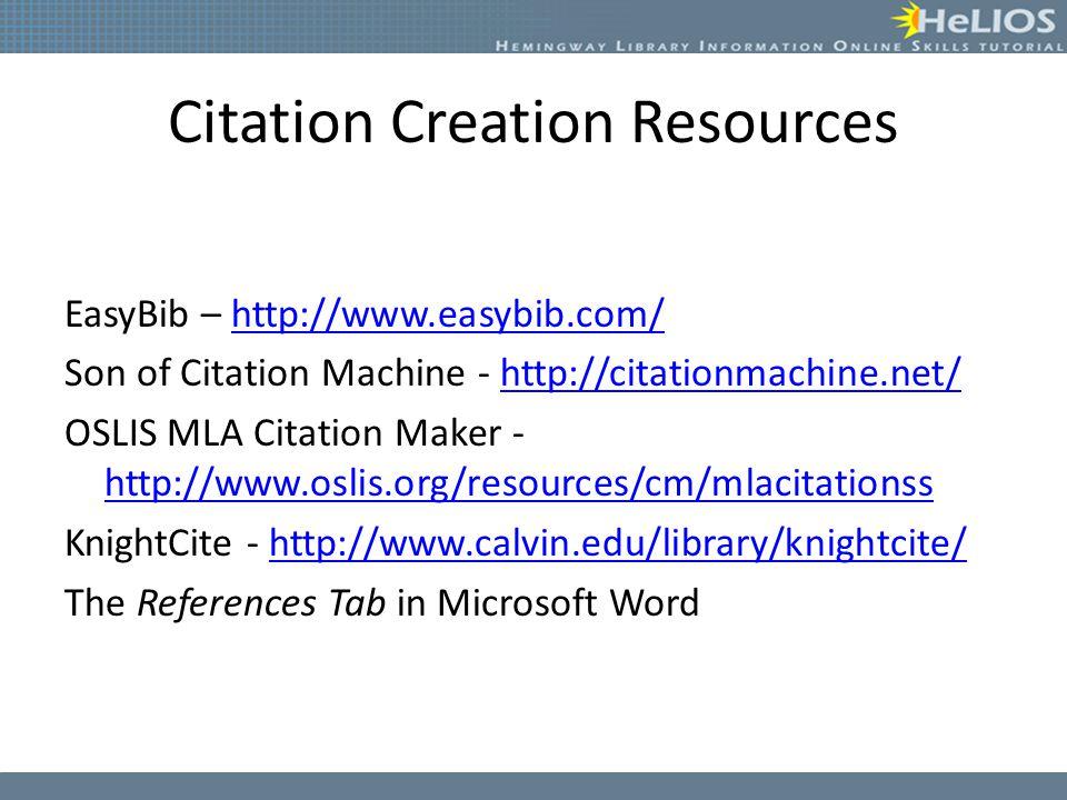 Mla Citation For Websites Machine