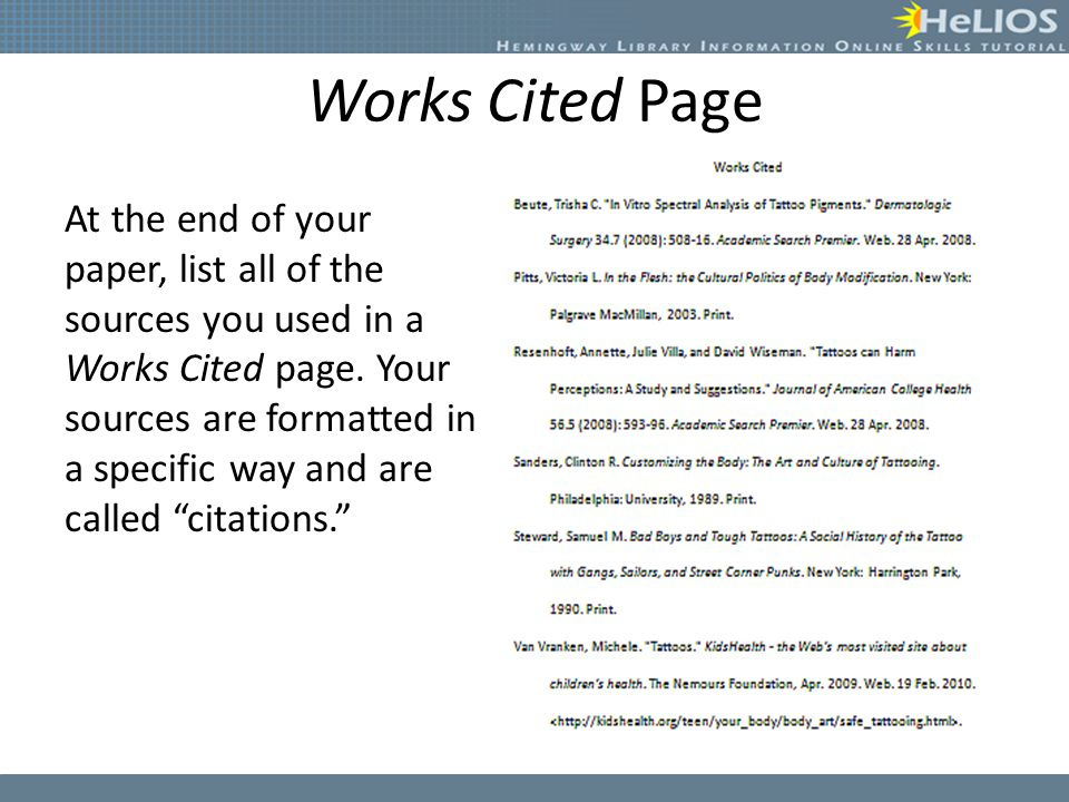 how do i cite sources in research paper How to quote a source introducing a quotation formatting a quotation punctuating with quotation marks introducing a quotation one of your jobs as a writer is to guide your reader through your text don't simply drop quotations into your paper and leave it to the reader to make connections integrating a quotation into.