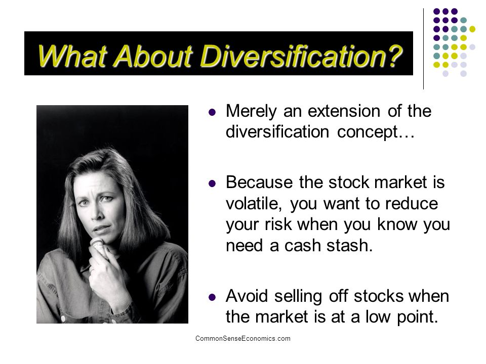 What About Diversification
