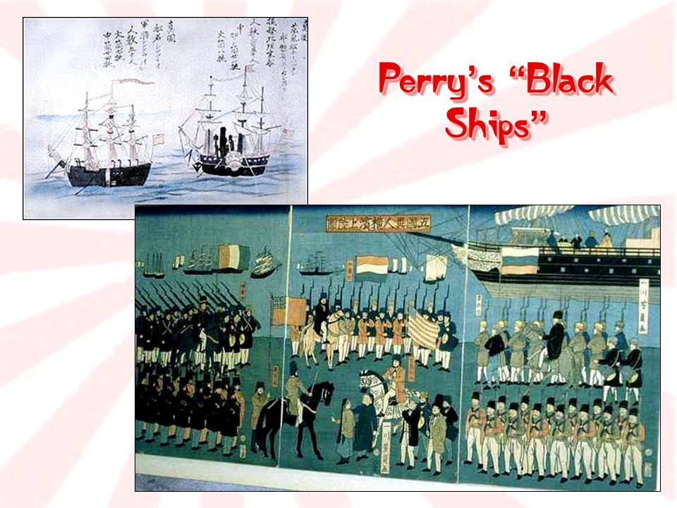 Perry's Black Ships