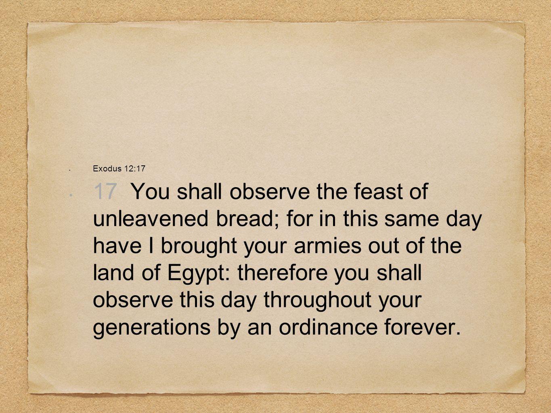 Exodus 12:17