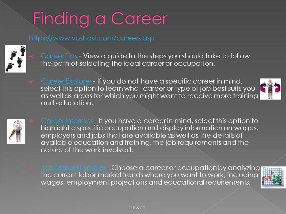 Finding a Career https://www.voshost.com/careers.asp