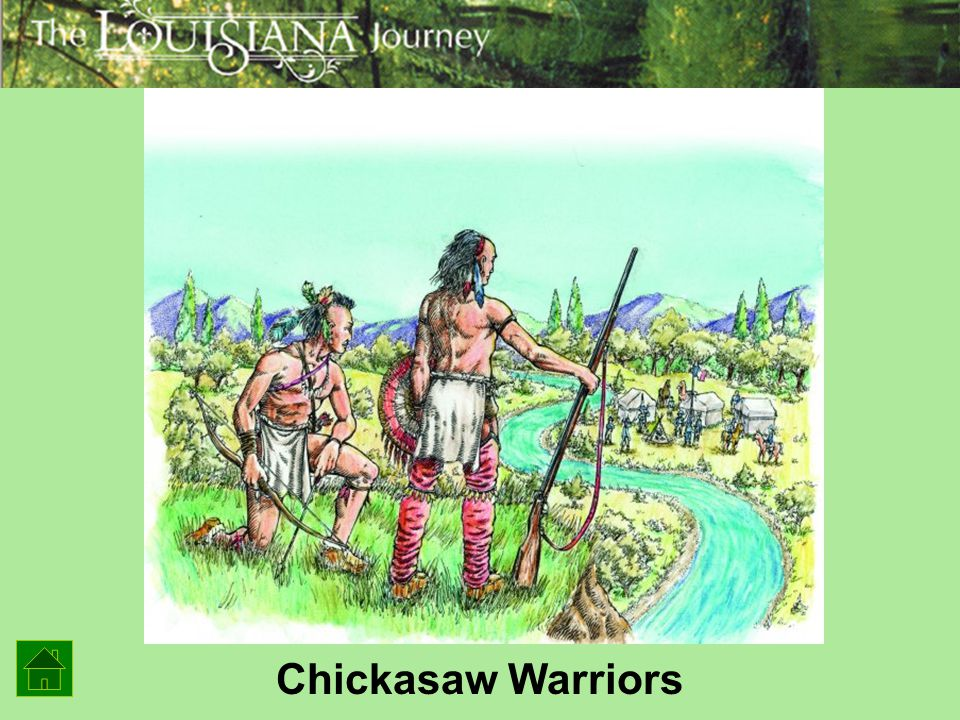 Chickasaw Warriors