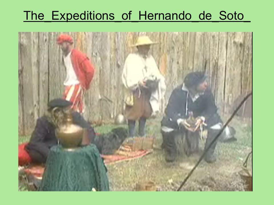 The_Expeditions_of_Hernando_de_Soto_