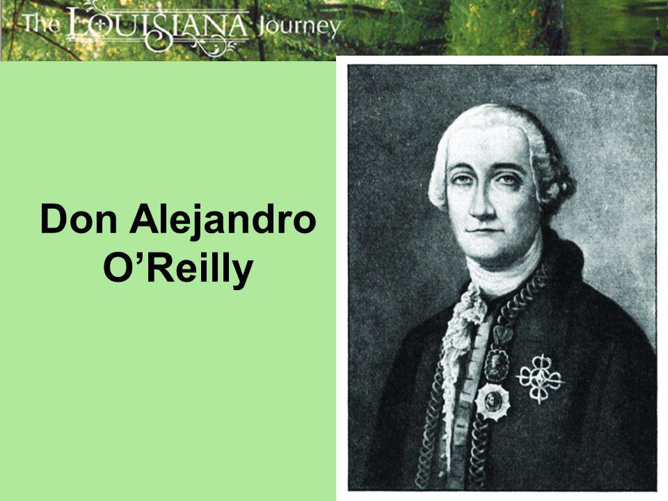Don Alejandro O'Reilly