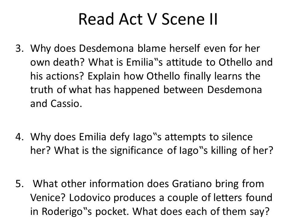 Read Act V Scene II