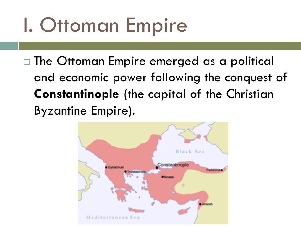 I. Ottoman Empire