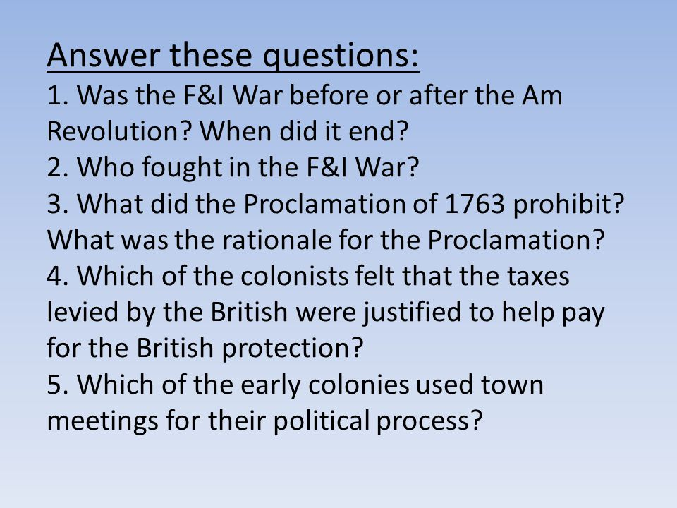Answer these questions: 1