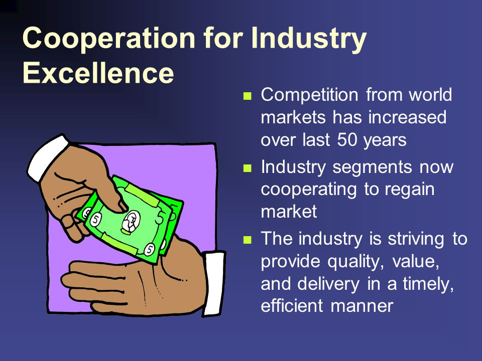 Cooperation for Industry Excellence