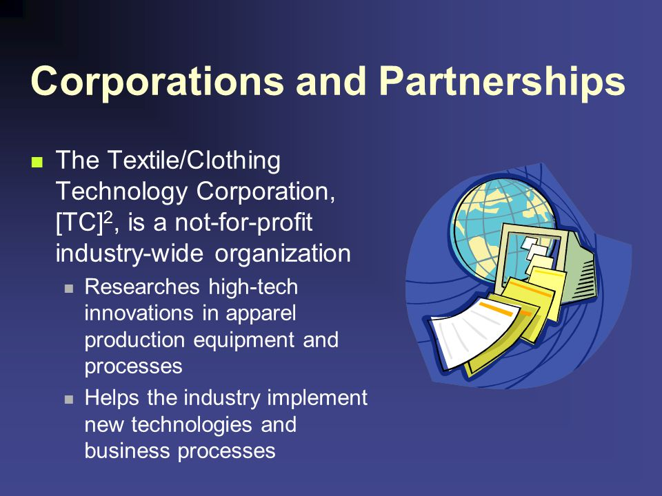 Corporations and Partnerships