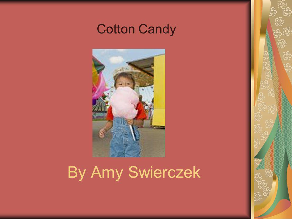 Cotton Candy By Amy Swierczek