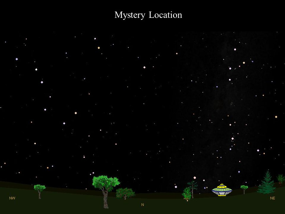 Mystery Location