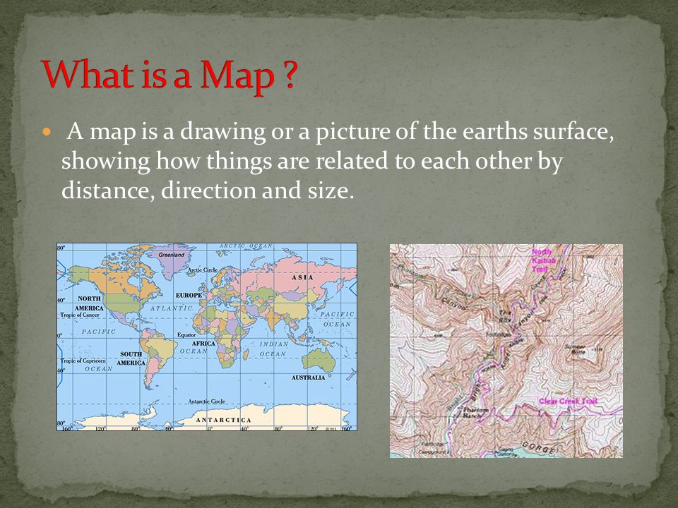 What is a Map