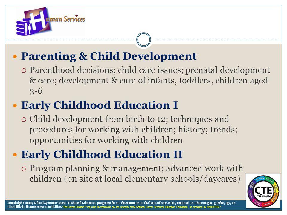 Parenting & Child Development