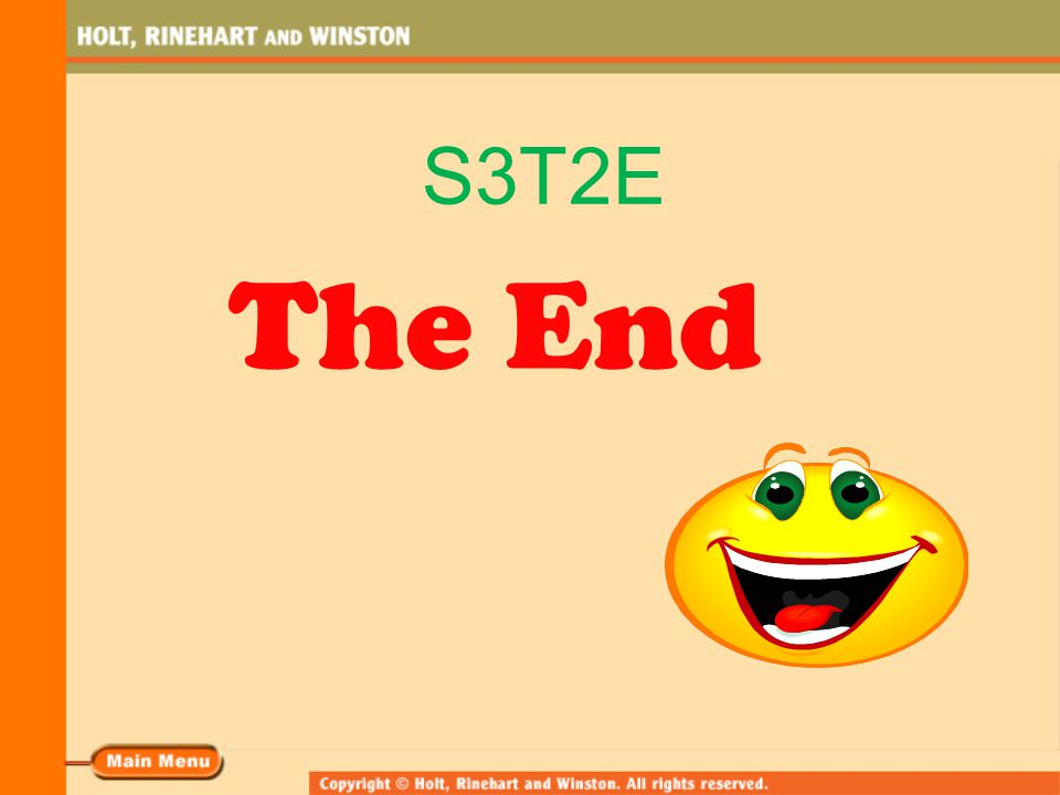 S3T2E The End
