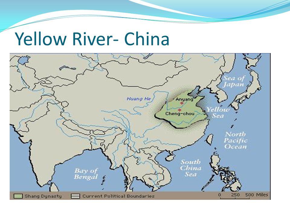 Yellow River- China