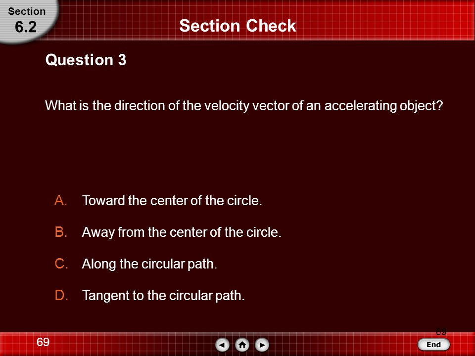 Section Check 6.2 Question 3