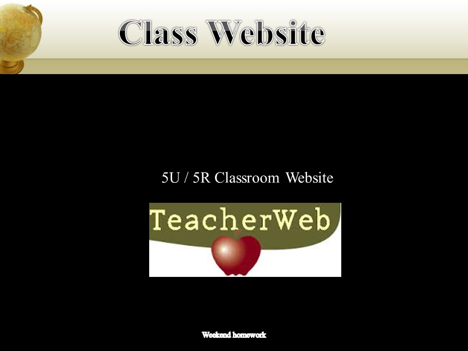 Class Website http: 5U - http://teacherweb.com/MA/BerkleyCommunitySchool/MissUrbanek-4U/index.html.