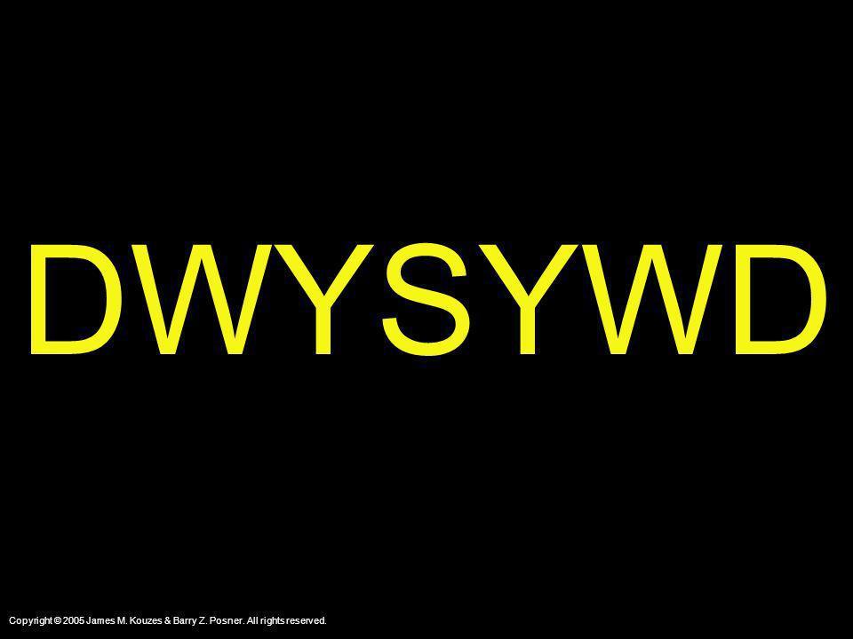 DWYSYWD