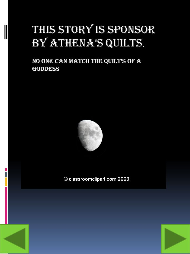 This story is sponsor by Athena's quilts.