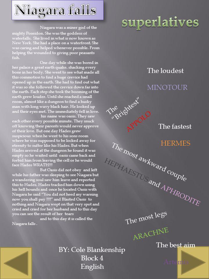 HEPHAESTUS and APHRODITE