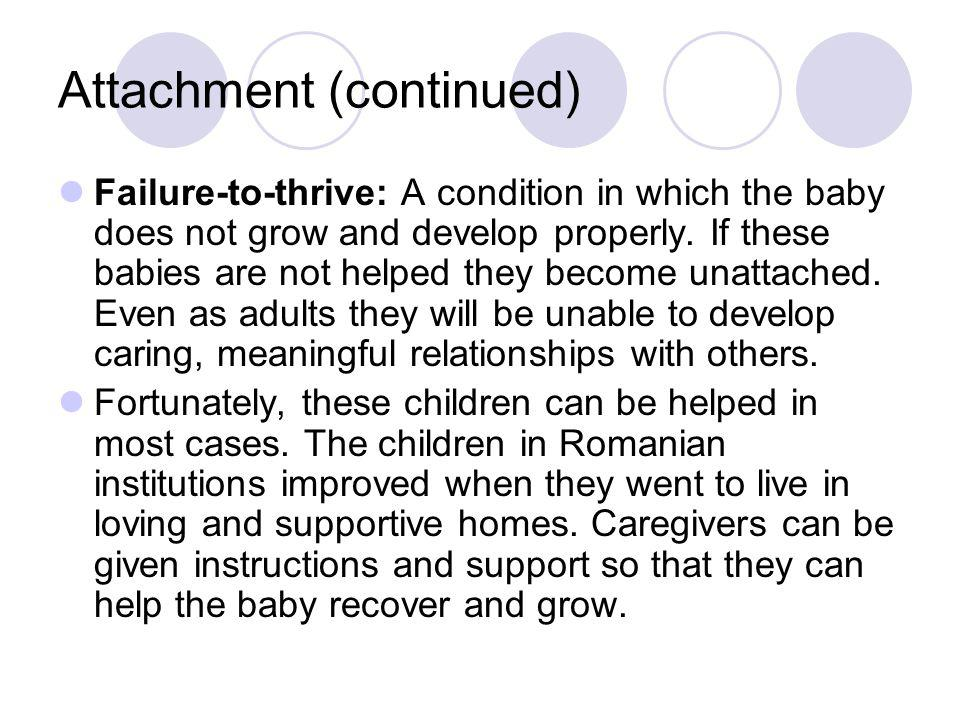 Attachment (continued)