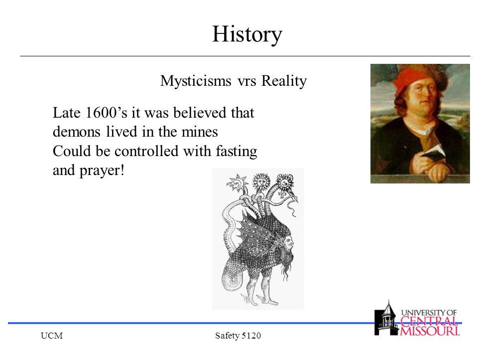 History Mysticisms vrs Reality
