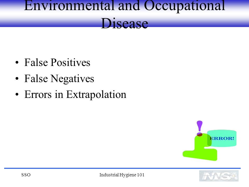 Environmental and Occupational Disease