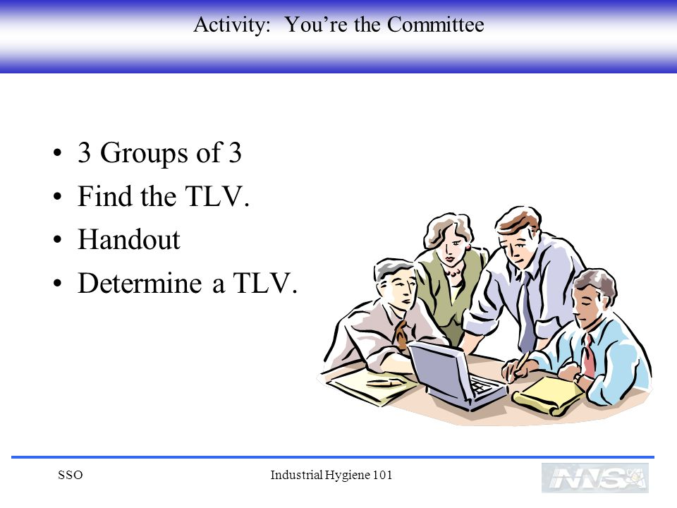 Activity: You're the Committee