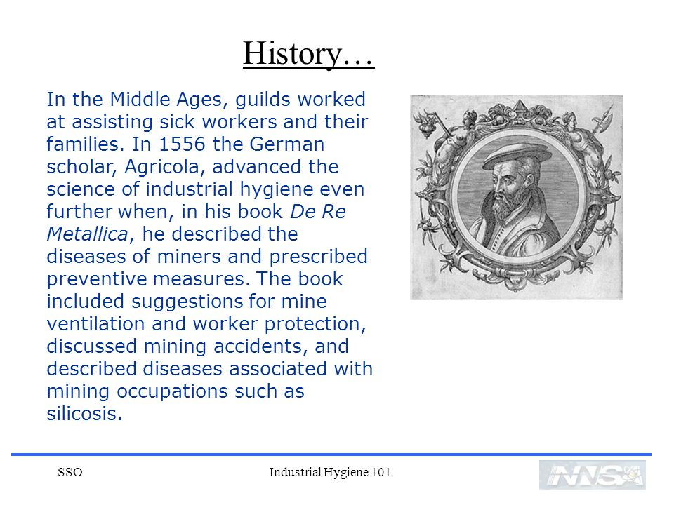 History…