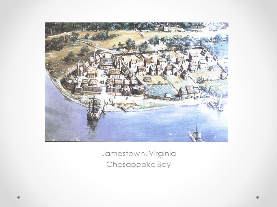 Jamestown, Virginia Chesapeake Bay