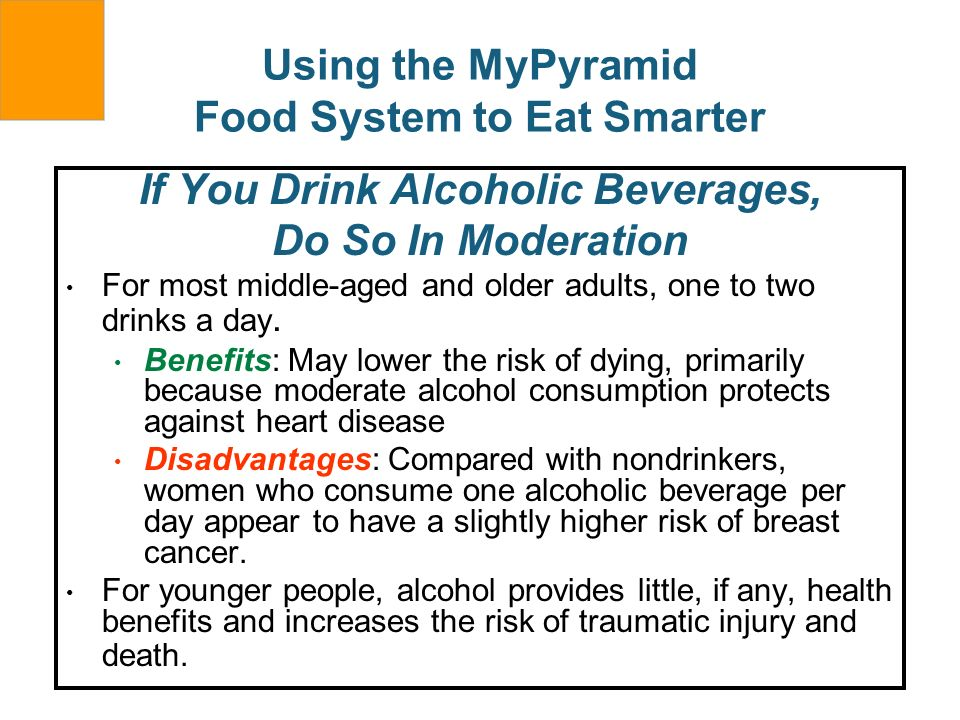 Using the MyPyramid Food System to Eat Smarter