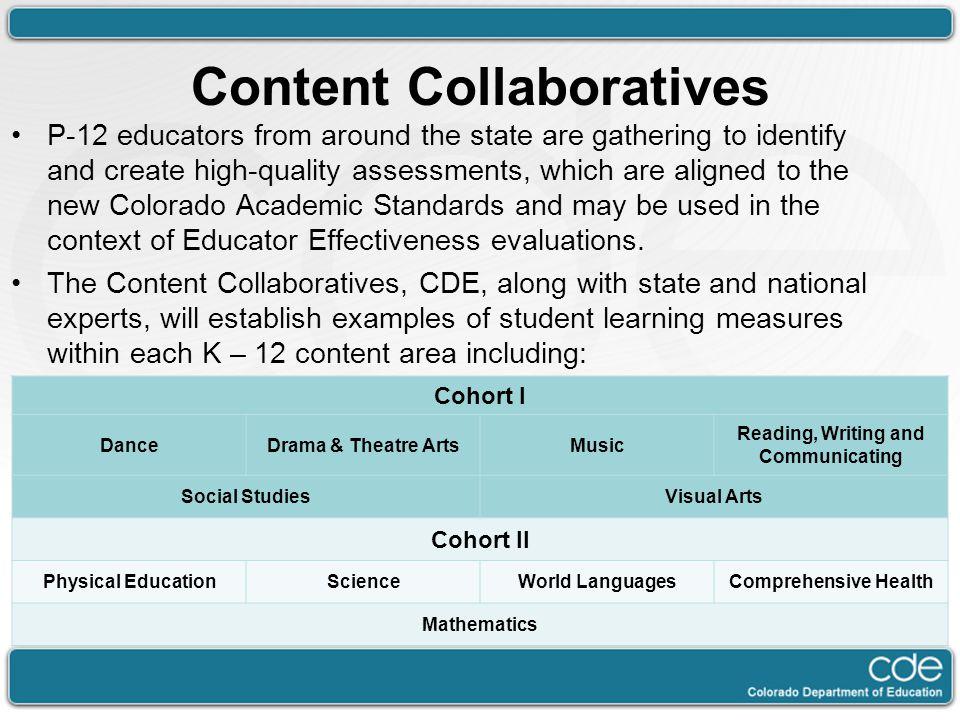 Content Collaboratives
