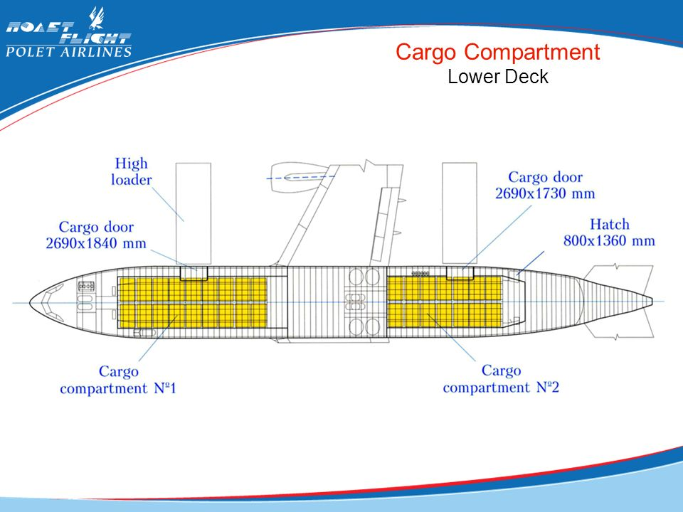 Cargo Compartment Lower Deck