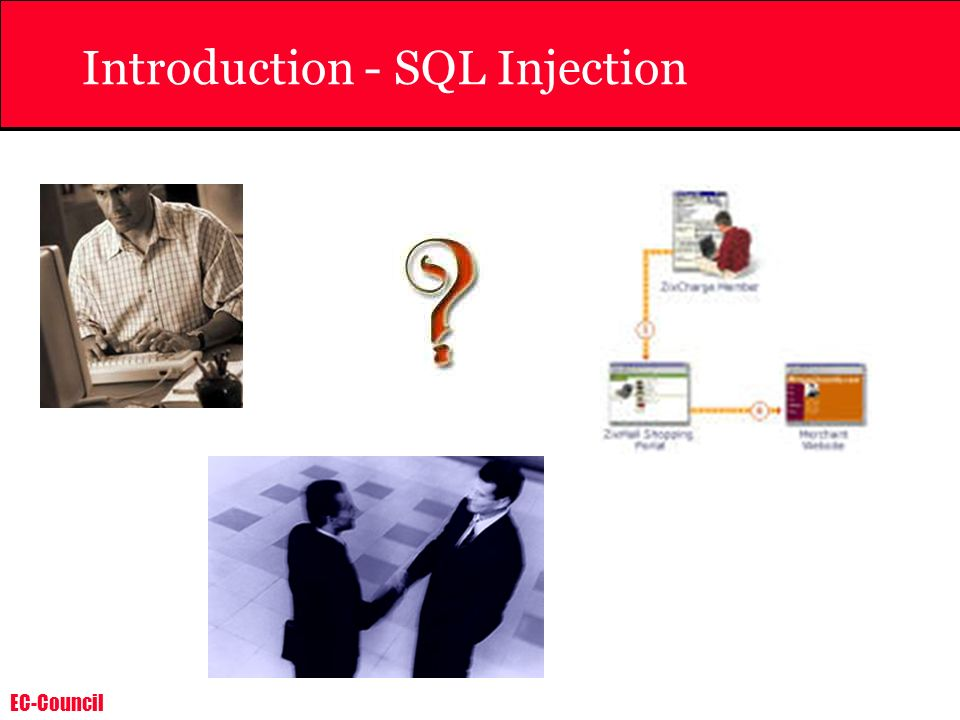 Introduction - SQL Injection