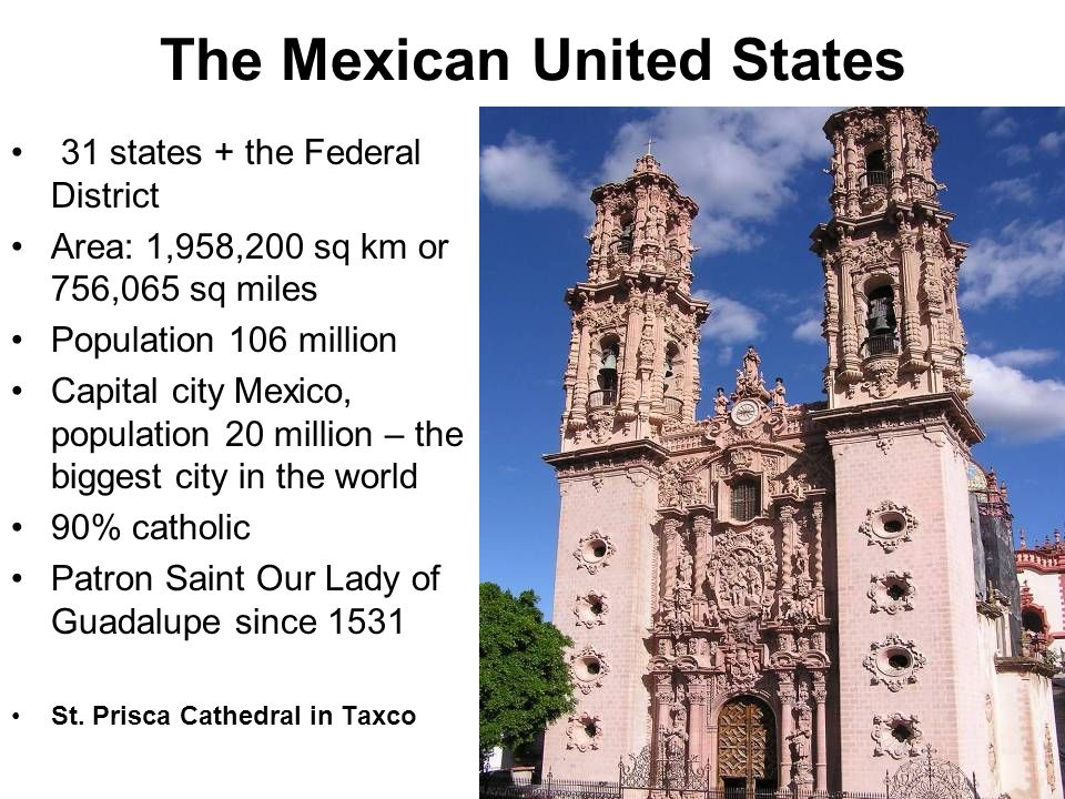 The Mexican United States