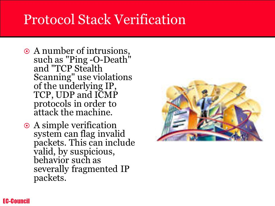 Protocol Stack Verification