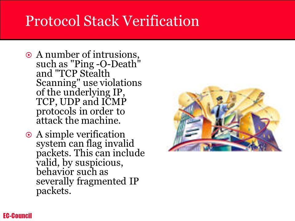 Protocol Stack Verification